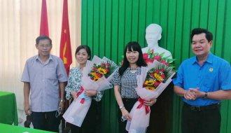 Liên đoàn Lao động TP. Trà Vinh: Bầu Phó Chủ tịch Liên đoàn Lao động thành phố nhiệm kỳ 2018- 2023