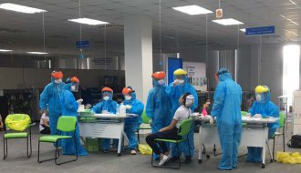 Công đoàn Khu Kinh tế tỉnh Trà Vinh: Tăng cường các biện pháp phòng chống dịch, hỗ trợ đoàn viên, công nhân lao động bị ảnh hưởng bởi dịch Covid -19