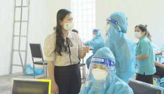 Chi hỗ trợ đội ngũ y tế tuyến đầu phòng, chống dịch Covid -19 tại 19 tỉnh, thành phố phía Nam trong thời gian thực hiện Chỉ thị 16/CT-TTg trong đợt bùng phát dịch lần thứ 4