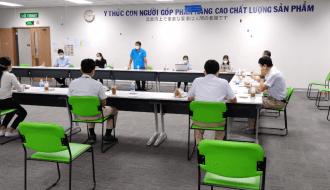 """Công đoàn Khu Kinh tế tỉnh Trà Vinh: Tham gia kiểm tra các doanh nghiệp thực hiện phương án """"3 tại chỗ"""""""